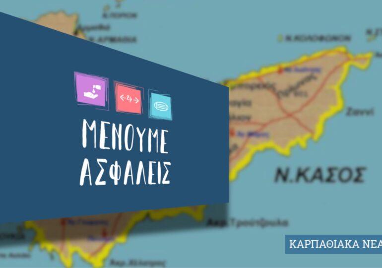 Δήμος ΗΝ Κάσου: Δωρεάν έλεγχος για covid19