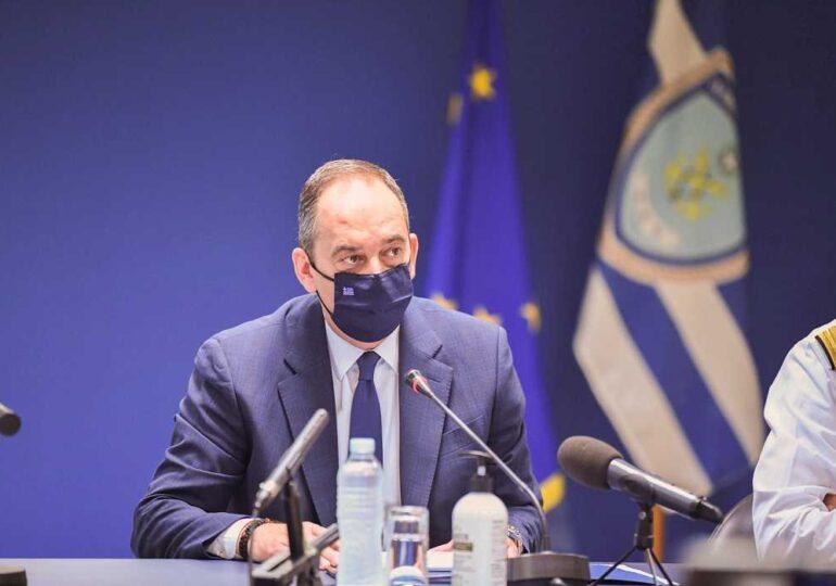 Γιάννης Πλακιωτάκης - Αυξημένα μέτρα ασφαλείας στα πλοία και στα λιμάνια με στόχο την αποτροπή εξάπλωσης του κορονοϊού