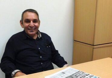Νέα δράση για τον  Καρπάθιο Αντιδήμαρχο Πειραιά Αλέξανδρο Καμαράτο