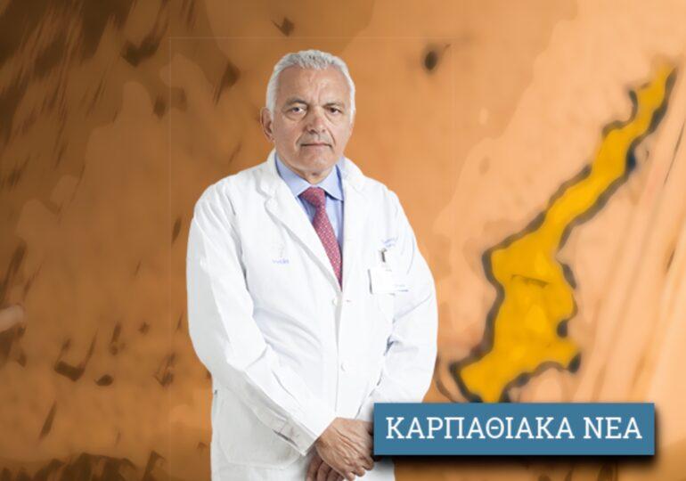 """Ο Δ/ντης Β' Ουρολογικής Κλινικής Νοσ """"Υγεία"""" Μάνος Παναγιώτου στο OPEN TV"""