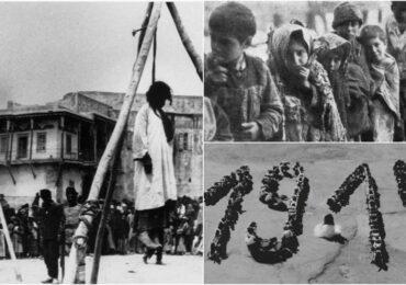 Ο Δήμαρχος Η.Ν. Κάσου Μιχάλης Ερωτόκριτος δεν ξέχασε την ημέρα μνήμης της Γενοκτονίας των Αρμενίων