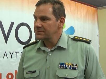 Νέος Διοικητής Συντάγματος Ευελπίδων ο Σχης Ευστάθιος Κοκκινίδης