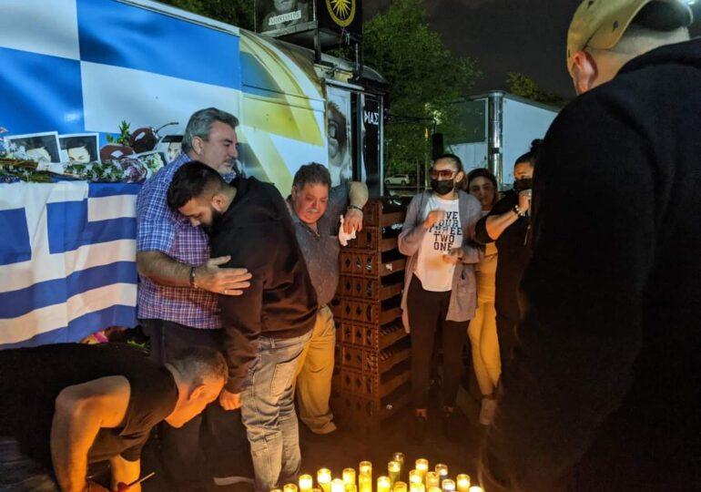 Απέραντη θλίψη για τον θάνατο του Κασιωτη ομογενή Γιώργου Τυρά