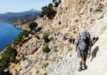 Η Κάρπαθος από τους πρώτους προορισμούς που υποδέχθηκαν πεζοπορικό τουρισμό!