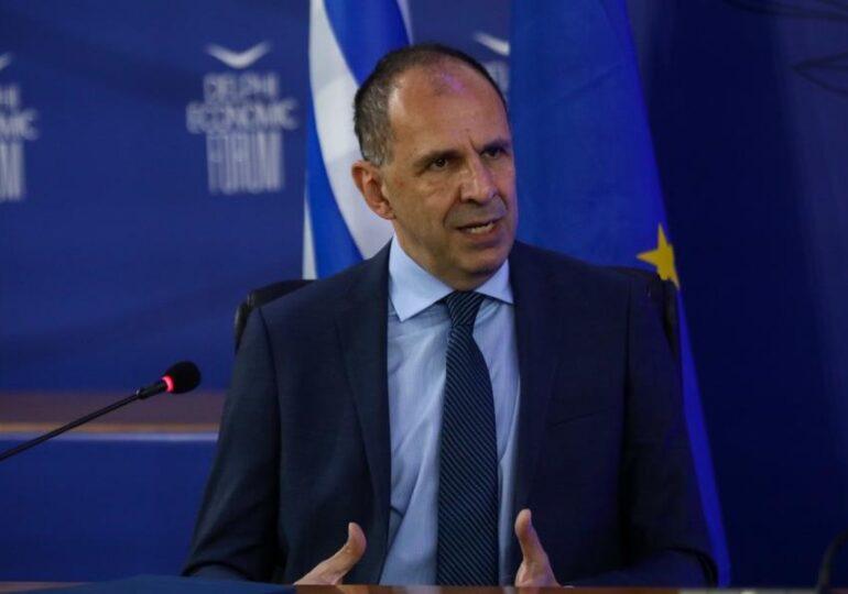 Γιώργος Γεραπετρίτης: «δεν θα πάμε σε εκλογές»