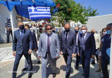 Ομιλία Δημάρχου Η.Ν. Κάσου κατά τις εκδηλώσεις 197ης Επετείου Ολοκαυτώματος