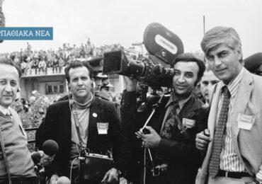 """Πωλ Βιττωρούλης: """"Στην Κάρπαθο δεν ήξεραν τι δουλειά κάνω, άκουγαν τηλεόραση και νόμιζαν ότι πουλούσα συσκευές στην Ομόνοια"""""""