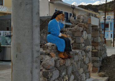 Την απομάκρυνση του στύλου θα ζητήσει ο δήμαρχος Καρπάθου από τη ΔΕΔΔΗΕ