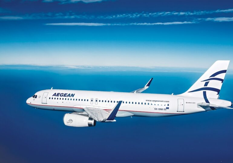 Νέα πτήση της AEGEAN από τη Θεσσαλονίκη για Κάρπαθο
