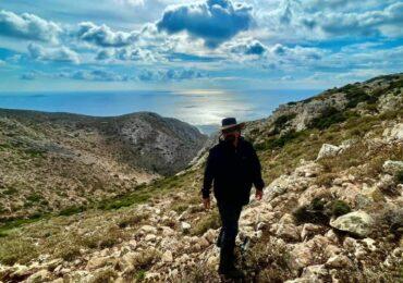 Ο ελληνοαμερικάνος αρθρογράφος Nickolas Kontis λάτρεψε την Κάσο!