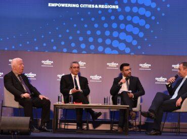 Ένα βιώσιμο μέλλον για τα ελληνικά νησιά - Το Olympia Forum II δείχνει το δρόμο